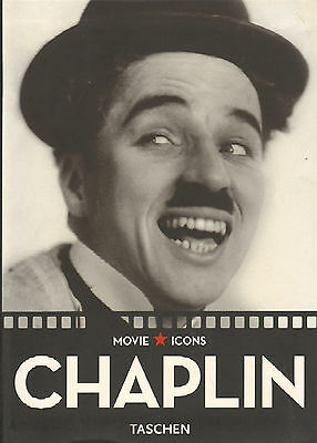 CHARLIE CHAPLIN (MOVIE ICONS) - Paul Duncan (editor)