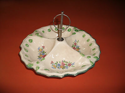 VINTAGE THREE TIER TIDBIT TRAY JAPAN
