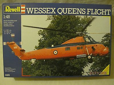1/48 Revell Westland Wessex HCC-Mk.4 Queens Flight #4484 British Helicopter