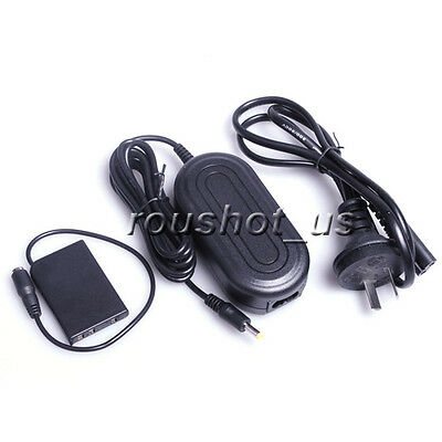 EH-62A AC Adapter + Cord For Nikon Coolpix 5200 4200 3700 P5100 P5000 P500 P4 P3