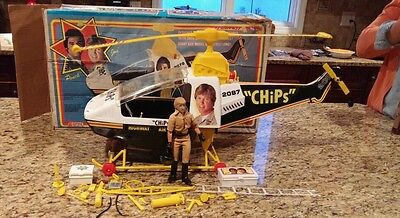 MEGO Chips and Helicopter