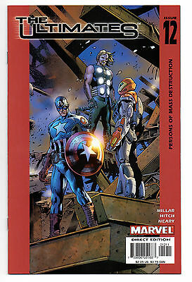 Ultimates Vol 1 No 12 Nov  2003 (NM) Marvel Comics, Modern Age (1980 - Now)