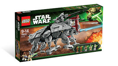 LEGO STAR WARS  75019 AT-TE       NUOVO