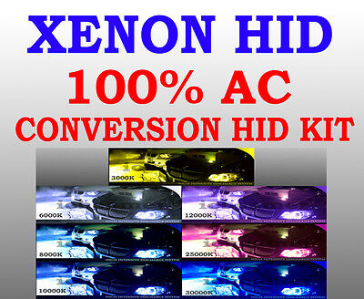 ABL 9004 HB1 High Low Beam 30000K Blue Xenon Conv. HID Kit Same Day Delivery Ks7