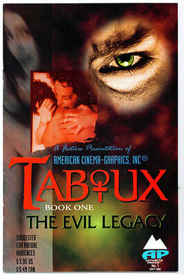|•.•| TABOUX • Book 1 • The Evil Legacy • Antarctic Press
