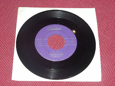 """The Four Preps: Big Man/Stop Baby  Orig 1959 US Capitol  7"""""""