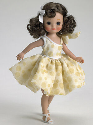 "TONNERS TINY Betsy's Whimsy 8"" LITTLE GIRL WITH A CURL"