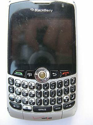 Blackberry 8330 Curve Verizon Cell Phone Silver