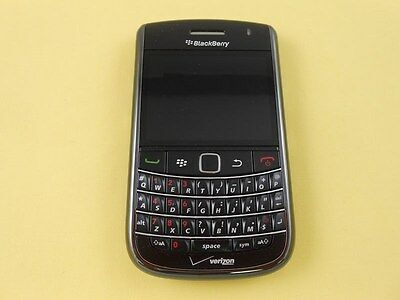 BLACKBERRY BOLD 9650 QUAD BAND WIFI UNLOCKED AND VERIZON  GOOD CONDITION