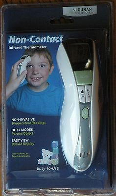 veridian healthcare non-contact infrared thermometer