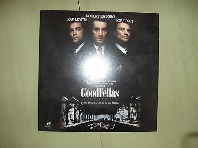 Lot of 4 Movies on Laserdisc from the 1990's