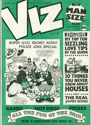 ♥♥♥♥ VIZ • Issue 32 • Dennis Publishing