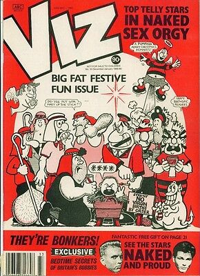 ♥♥♥♥ VIZ • Issue 33 • Dennis Publishing