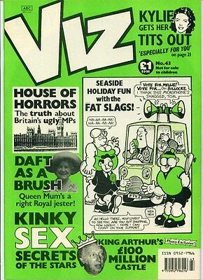♥♥♥♥ VIZ • Issue 43 • Dennis Publishing