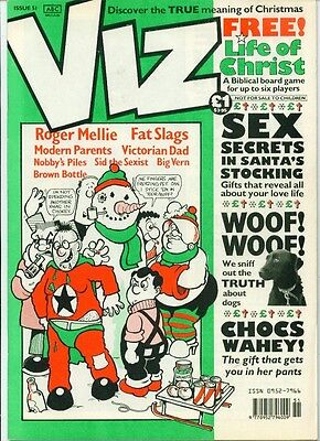 ♥♥♥♥ VIZ • Issue 51 • Dennis Publishing