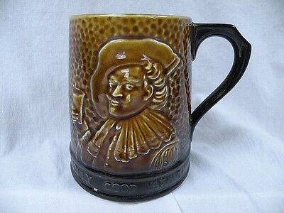 Vintage Falcon Ware Tankard/Beer Stein #1775 Made in England