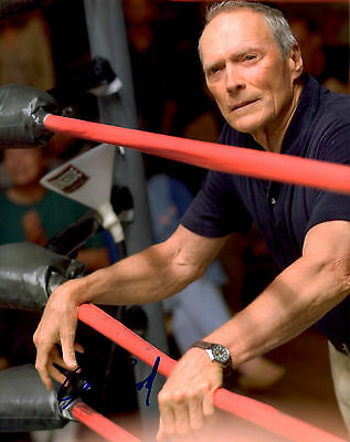 """Clint Eastwood 8x10 Signed Autograph Reprint """"Mint"""" {FREE SHIPPING} 06"""