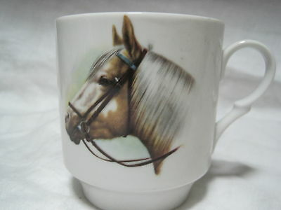 Barvaria Schumann Arzberg MADE IN Germany Horse HEAD Mug/Cup