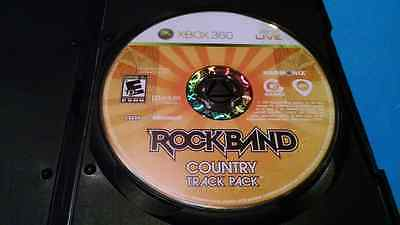Rock Band: Country Track Pack  XBOX 360 Game