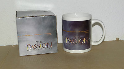 Passion Of The Christ Movie ~ Coffee Mug Cup ~ Isaiah 53.5 Bible Verse