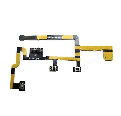 Power + Volume + Silent Flex Cable 821-1461-A For iPad 2 A1395 A1397 Wifi 2012