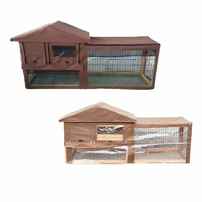 Hutch Cover For Pisces Verona Rabbit Hutch And Run Protect Weatherproof Shelter