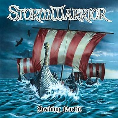 LP- Stormwarrior ‎– Heading Northe-VIKING METAL-2011-SIGILLATO-343/500