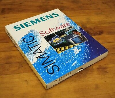 Siemens 6ES7840-0CC02-0YE0 Simatic Software S7-Pdiag V5.0 One Off License - NEW