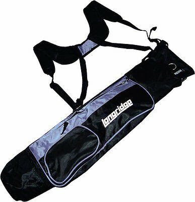 New Longridge 5'' Dual Strap Pencil Golf Bag
