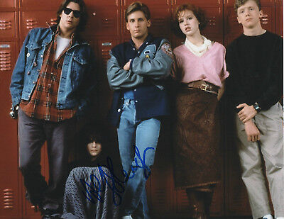GFA The Breakfast Club * ALLY SHEEDY * Signed 8x10 Photo A1 PROOF COA