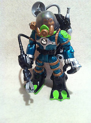 Rescue Heroes Mission Select  Gil Gripper!