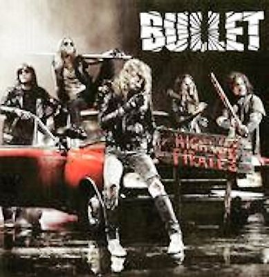 LP-Bullet- Highway Pirates-GATEFOLD--MINT