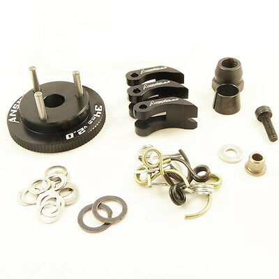ANSCS4004-AL Answer-RC Complete Clutch Set No Bell 1/8 Nitro Buggy