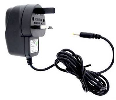 UK MAINS USB WALL CHARGER ADAPTER PLUG FOR SONY PSP 1000 2000 SLIM & LIte 3000