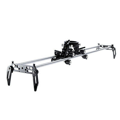 VITUSO Professional Steel Video Track Slider Dolly Car Shooting Rail Stabilizer