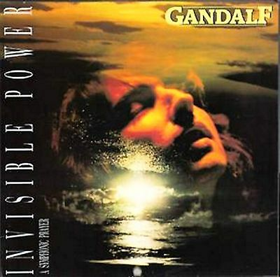 Gandalf ‎– Invisible Power- A Symphonic Prayer-OLANDA 1989-N.MINT