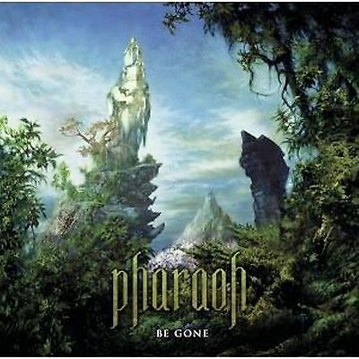 LP+7'- Pharaoh  ‎– Be Gone -ITALIA 2008-SIGILLATO/SEALED!!!