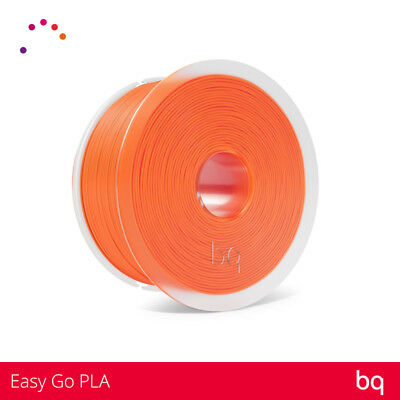 Filamento PLA bq 1.75 mm 1 Kg Orange Arancione stampante 3D printer 100% PLA