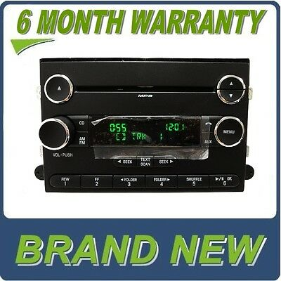 NEW FORD F250 F350 Fusion Taurus MERCURY Sable Milan Radio Stereo MP3 CD Player