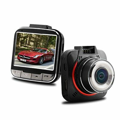 """WickedHD 1080P WCD-7903 Compact Car Camera DVR 2"""" LCD 1080P 30FPS Wide 170° 16MP"""