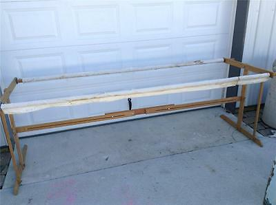 """Quilting Rack/Frame. Adjustable. Takes a quilt 91""""."""