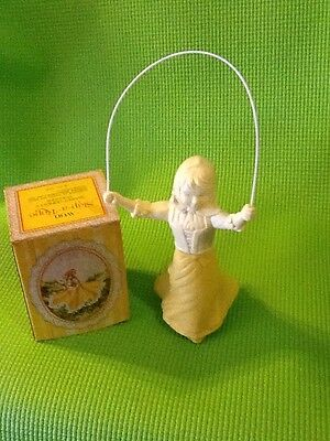 Avon Skip A Rope Decanter - Sweet Honesty cologne - 1977 - W/BOX  -- EMPTY