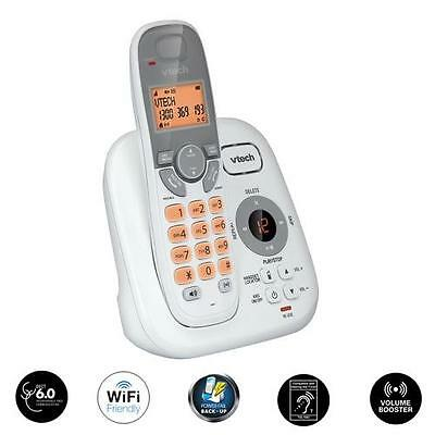 Vtech 17250 Dect Digital Single 1 Handset Cordless Phone+Answering Machine 12250