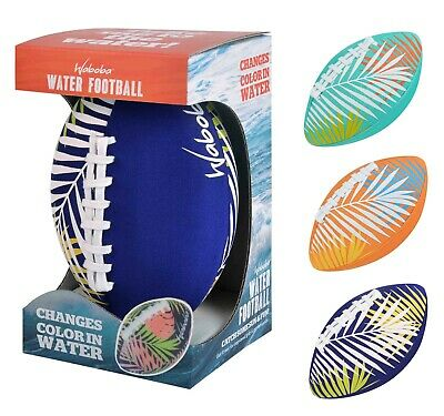"""Waboba Beach Water Football 9"""" Premium Graphics and Lycra Cover Birthday Gift"""