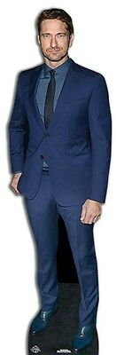Gerard Butler Scottish Actor Cardboard Cutout/Stand Up/ Standee. Celebrity Party
