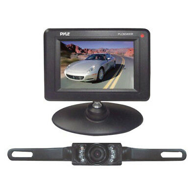 Pyle Audio CL3952M 3.5'' Monitor Wireless Back-Up Rearview & Night Vision Camera