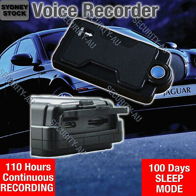 Listening Device Voice Activated GSM Audio Recorder Remote Call No Spy Hidden