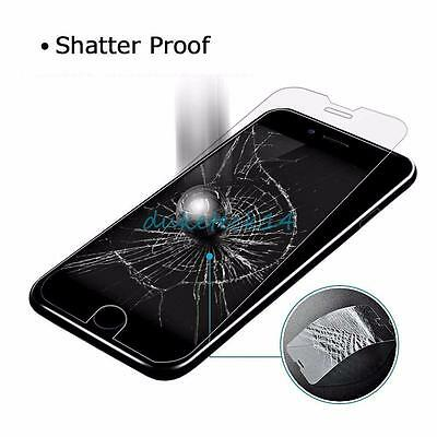 3X  Premium Real Tempered Glass Screen Film Protector for Apple iPhone 6