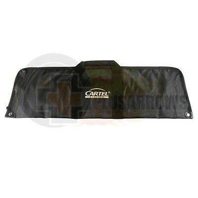 Archery Take Down Recurve Soft Bow Case for Riser and Limbs