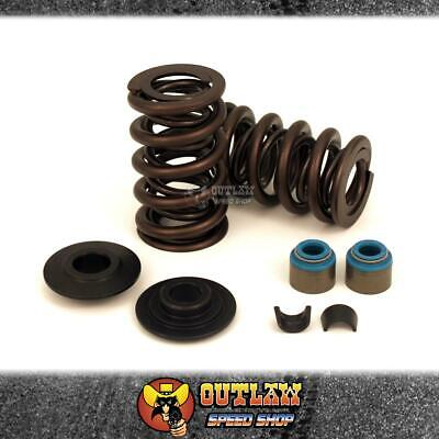 "Crane Cams Valve Spring & Retainer Kit Chev Ls1 Ls2 Ls3 .660"" Lift - Cr144317-1"